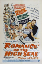 Romance on the High Seas 1948 DVD - Jack Carson / Janis Paige